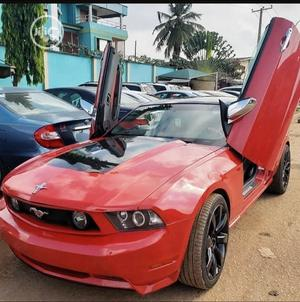 Ford Mustang 2012 Boss 302 Red | Cars for sale in Lagos State, Alimosho