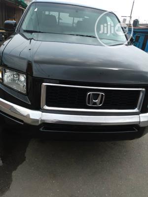 Honda Ridgeline 2007 Black | Cars for sale in Lagos State, Surulere