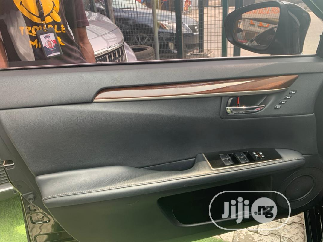 Lexus ES 2016 350 FWD Black | Cars for sale in Lekki, Lagos State, Nigeria