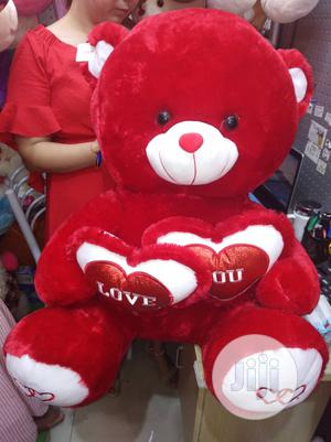 Big Fluffy Teddy Bear | Toys for sale in Lagos State, Ifako-Ijaiye