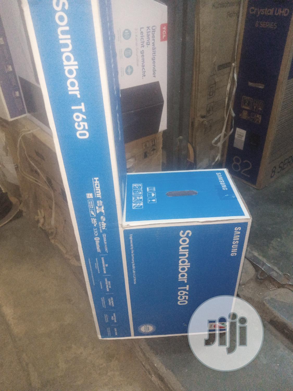Samsung Sound Bar T650   Audio & Music Equipment for sale in Ojo, Lagos State, Nigeria