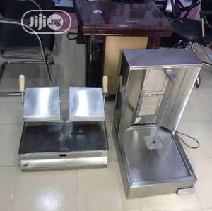 High Quality Shawarma Grill Machine | Restaurant & Catering Equipment for sale in Lagos State, Ojo