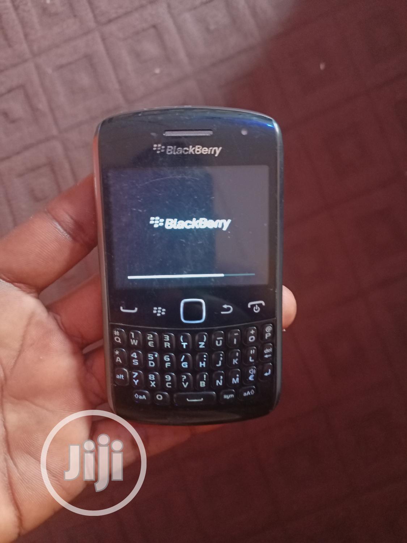 BlackBerry Curve 9320 Black | Mobile Phones for sale in Akure, Ondo State, Nigeria