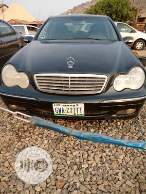 Mercedes-Benz C240 2002 Black   Cars for sale in Abuja (FCT) State, Dutse-Alhaji