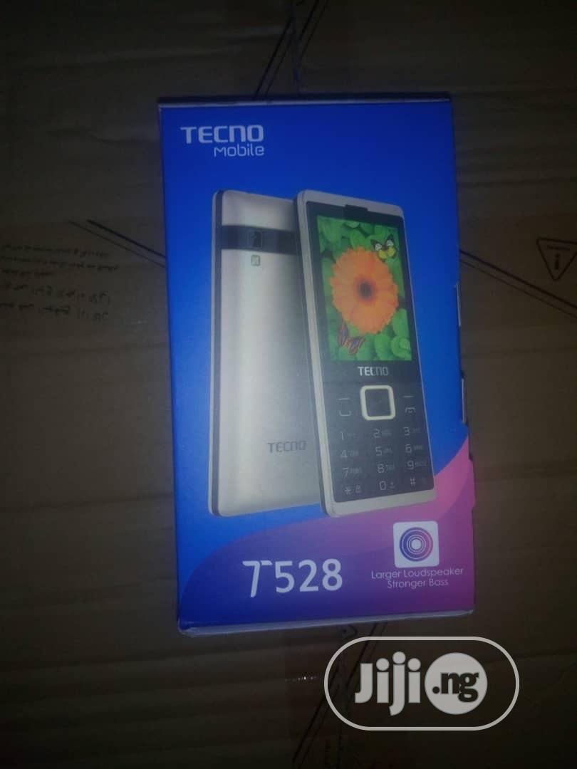 New Tecno T528 Gold