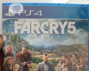 PS4 Far Cry 5 - Used | Video Games for sale in Lagos State, Agege