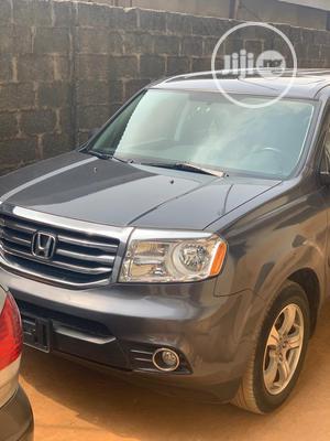 Honda Pilot 2015 Gray | Cars for sale in Lagos State, Alimosho