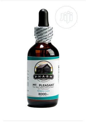 P•H•A•R•M CBD Mt. Pleasant 3000mg Full Spectrum CBD Oil | Vitamins & Supplements for sale in Lagos State, Yaba