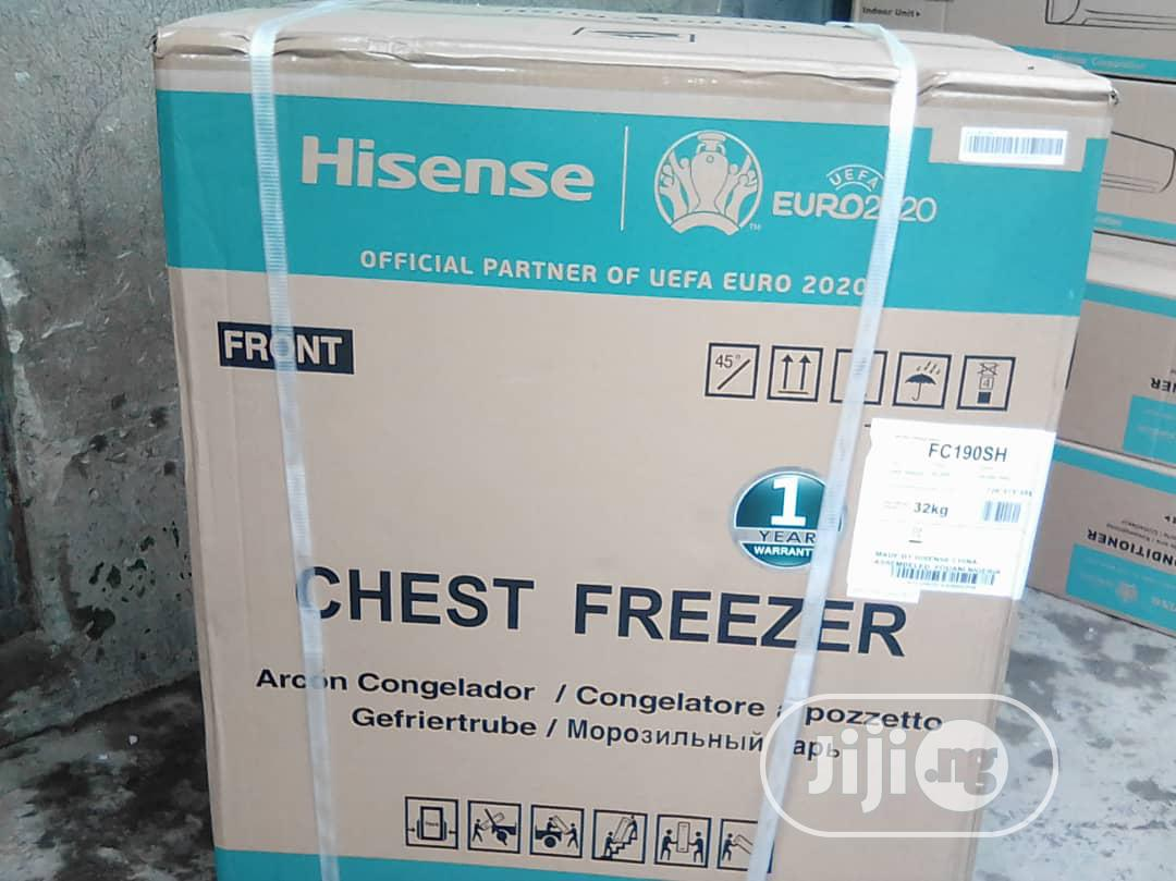 Hisense Chest Freezer | Kitchen Appliances for sale in Ojo, Lagos State, Nigeria