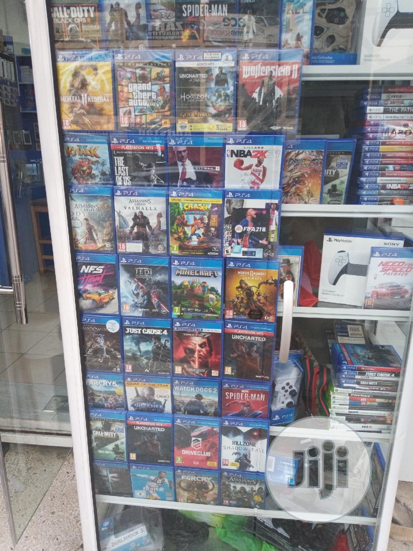 Ps4 Games Ps5 Games
