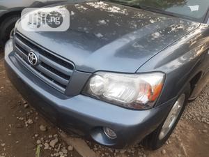 Toyota Highlander 2005 Limited V6 Gray | Cars for sale in Abuja (FCT) State, Garki 2
