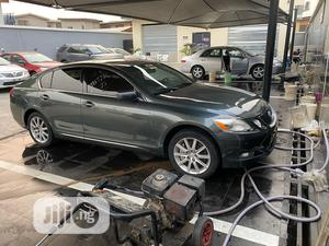 Lexus GS 2007 350 4WD Green | Cars for sale in Lagos State, Ikeja