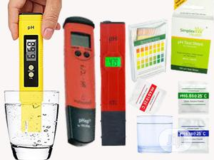 Ph Meter and Strips   Measuring & Layout Tools for sale in Lagos State, Ikeja