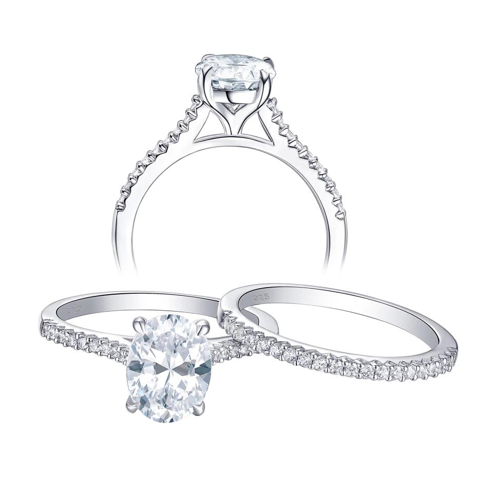 Sterling Silver Engagement/Wedding Ring | Wedding Wear & Accessories for sale in Ibadan, Oyo State, Nigeria