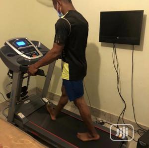 Technofitness 2.5hp Treadmill   Sports Equipment for sale in Lagos State, Victoria Island
