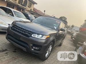 Land Rover Range Rover Sport 2014 Gray   Cars for sale in Lagos State, Ikeja
