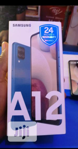 New Samsung Galaxy A12 64 GB Gray | Mobile Phones for sale in Abuja (FCT) State, Wuse