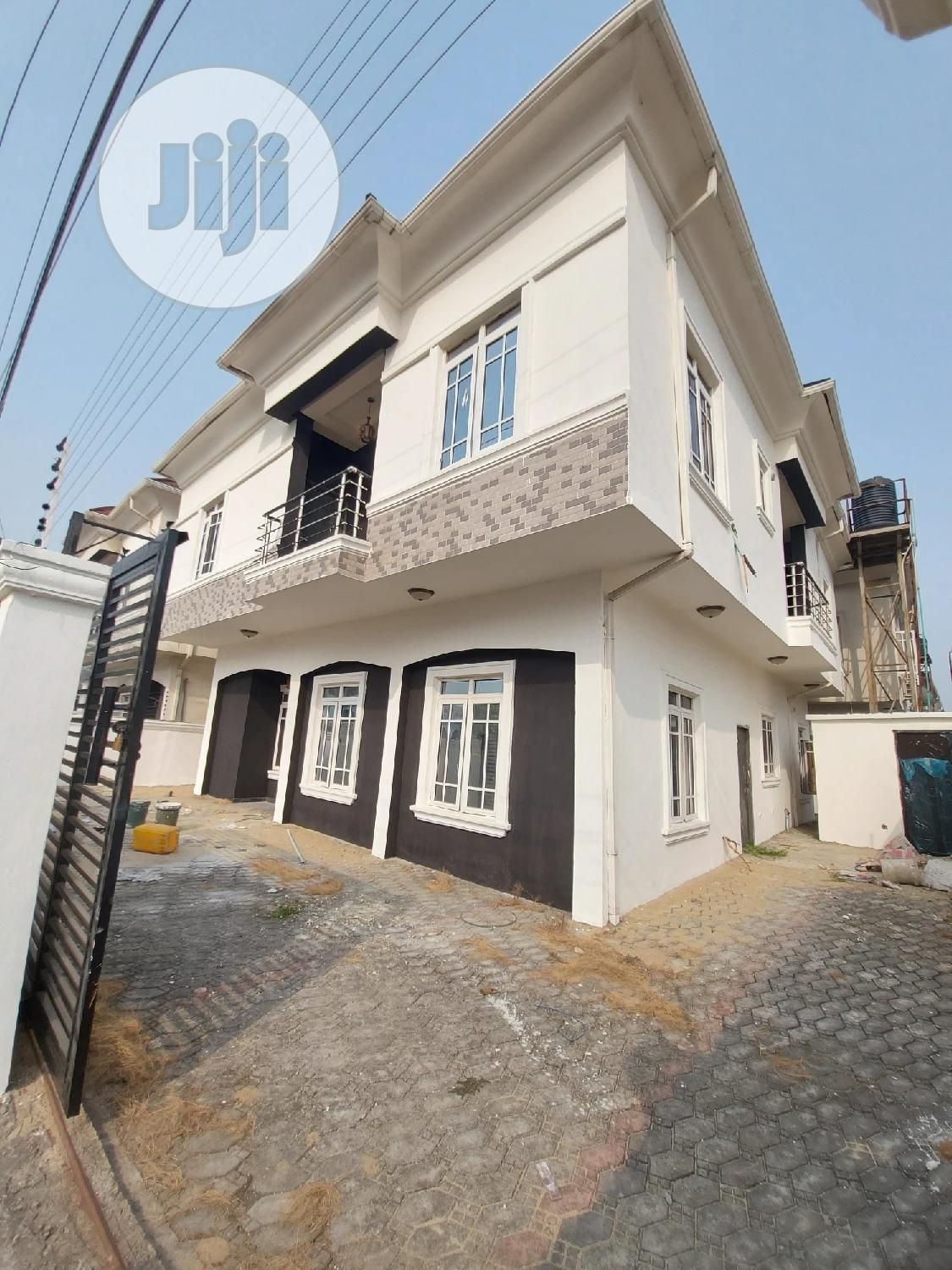 Beautifully Built 5bedrooms Detached Duplex + BQ in Lekki | Houses & Apartments For Sale for sale in Lekki Phase 1, Lekki, Nigeria