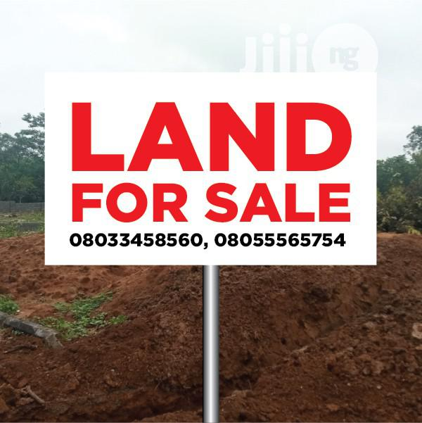550sqm Estate Residential Land for Sale at Asokoro Extension