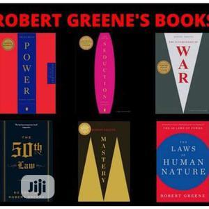Robert Greene's Books   Books & Games for sale in Lagos State, Ajah