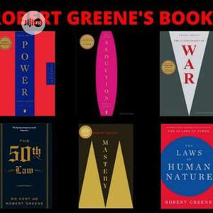 All Robert Greene Books   Books & Games for sale in Lagos State, Surulere