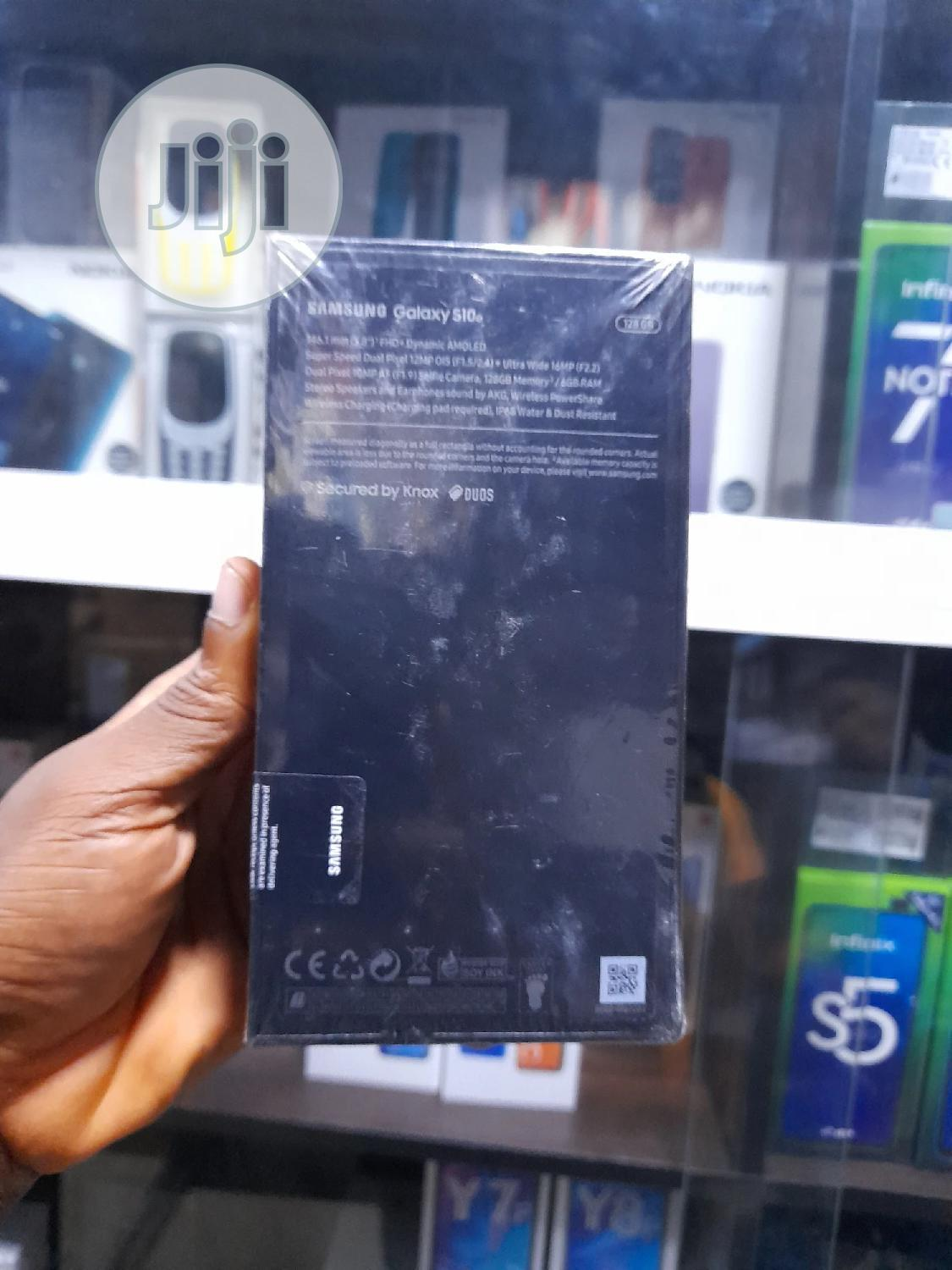 New Samsung Galaxy S10e 128 GB White | Mobile Phones for sale in Ikeja, Lagos State, Nigeria