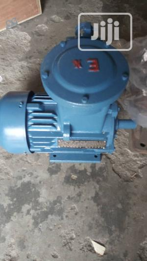 Industrial Motor Ex- Proof 1.5kw 100%Copper High Quality   Manufacturing Equipment for sale in Lagos State, Ojo