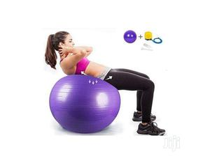 Gym Ball Fitness Ball Exercise Ball Yoga Ball Pregnancy Ball   Sports Equipment for sale in Lagos State, Surulere