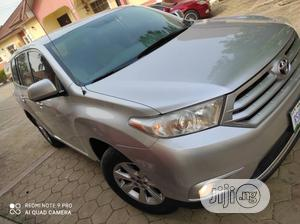 Toyota Highlander 2011 SE Gray   Cars for sale in Ondo State, Akure