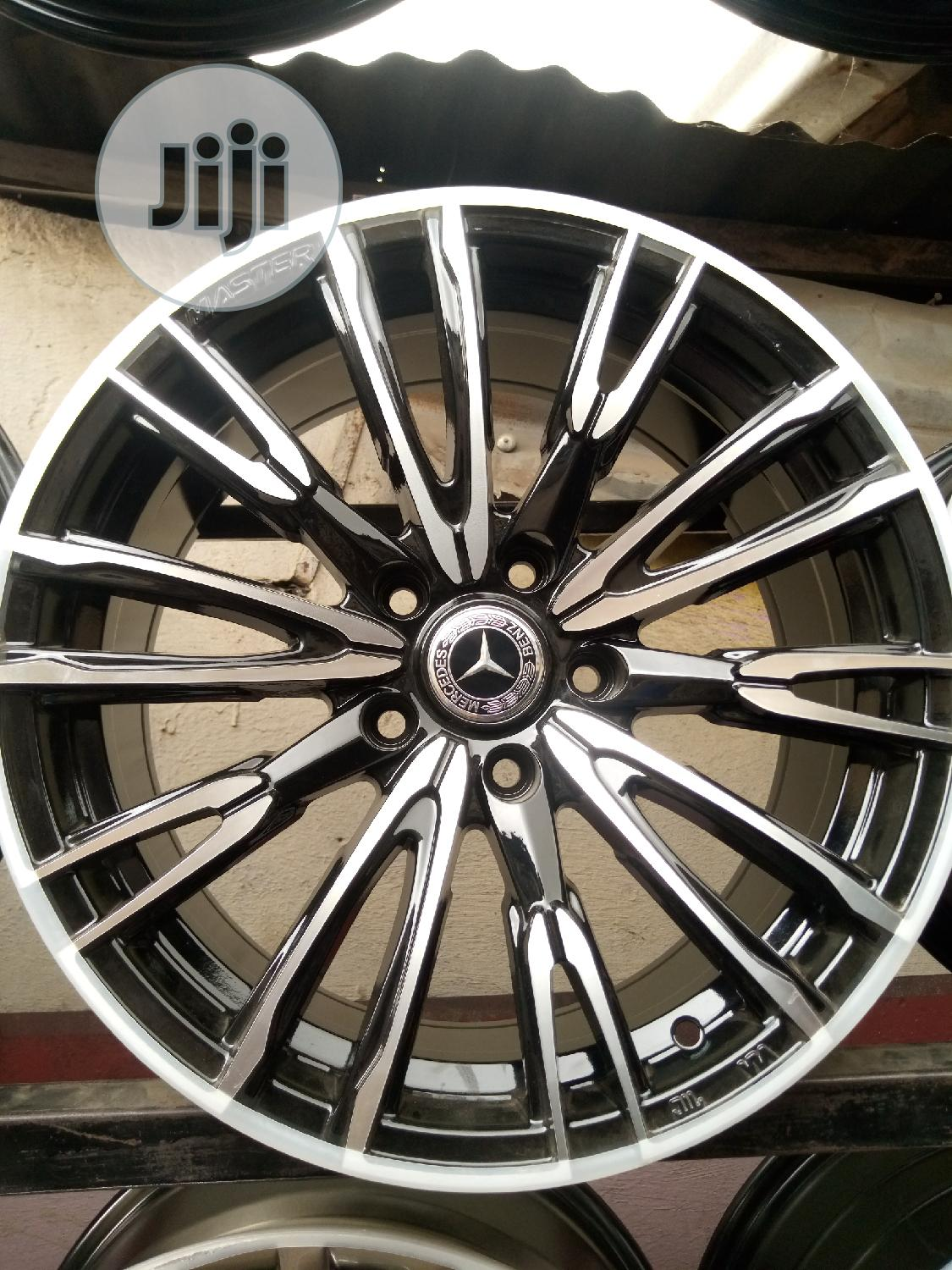 17 Inches Rim for Benz and Camry and Lexus Available