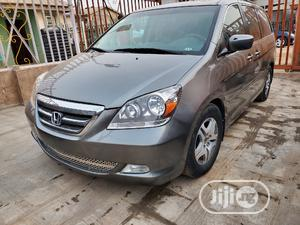 Honda Odyssey 2008 Touring Gray   Cars for sale in Lagos State, Alimosho