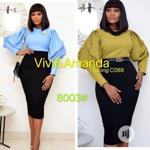 New Quality Ladies Fitted Gown | Clothing for sale in Lagos State, Ikeja