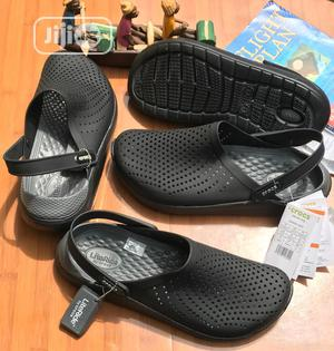 Original Crocs Gray Sandal   Shoes for sale in Lagos State, Lagos Island (Eko)
