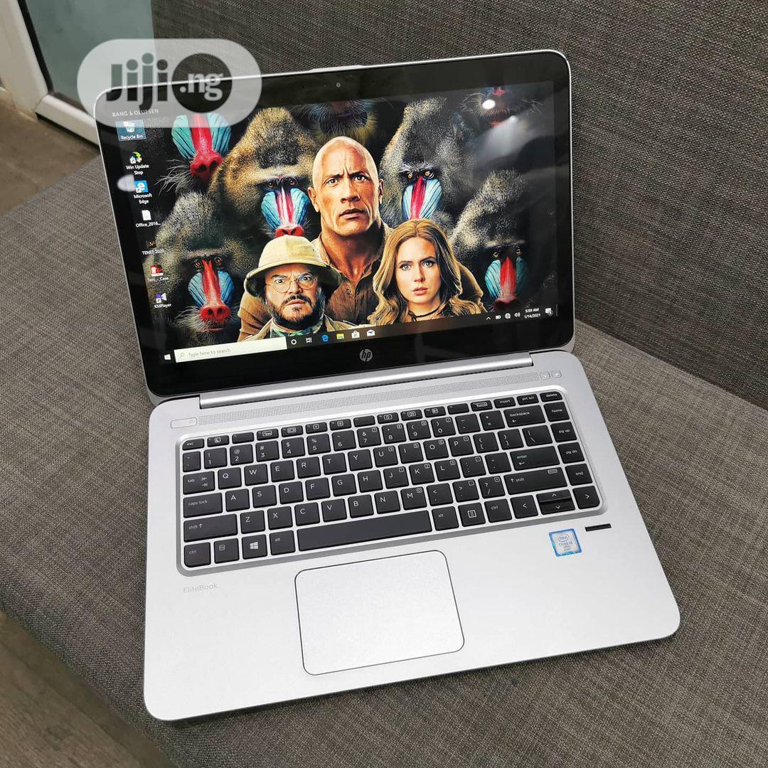 Archive: Laptop HP EliteBook 1040 G3 16GB Intel Core I5 SSD 256GB