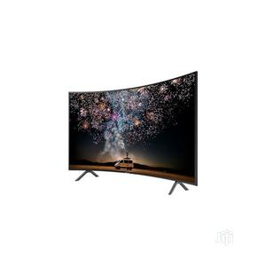 Samsung 55 Inch RU7300 Curved Smart TV | TV & DVD Equipment for sale in Abuja (FCT) State, Wuse