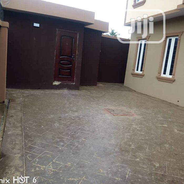 Archive: Newly Built 5 Bedroom Duplex With A Miniflat BQ For Sale