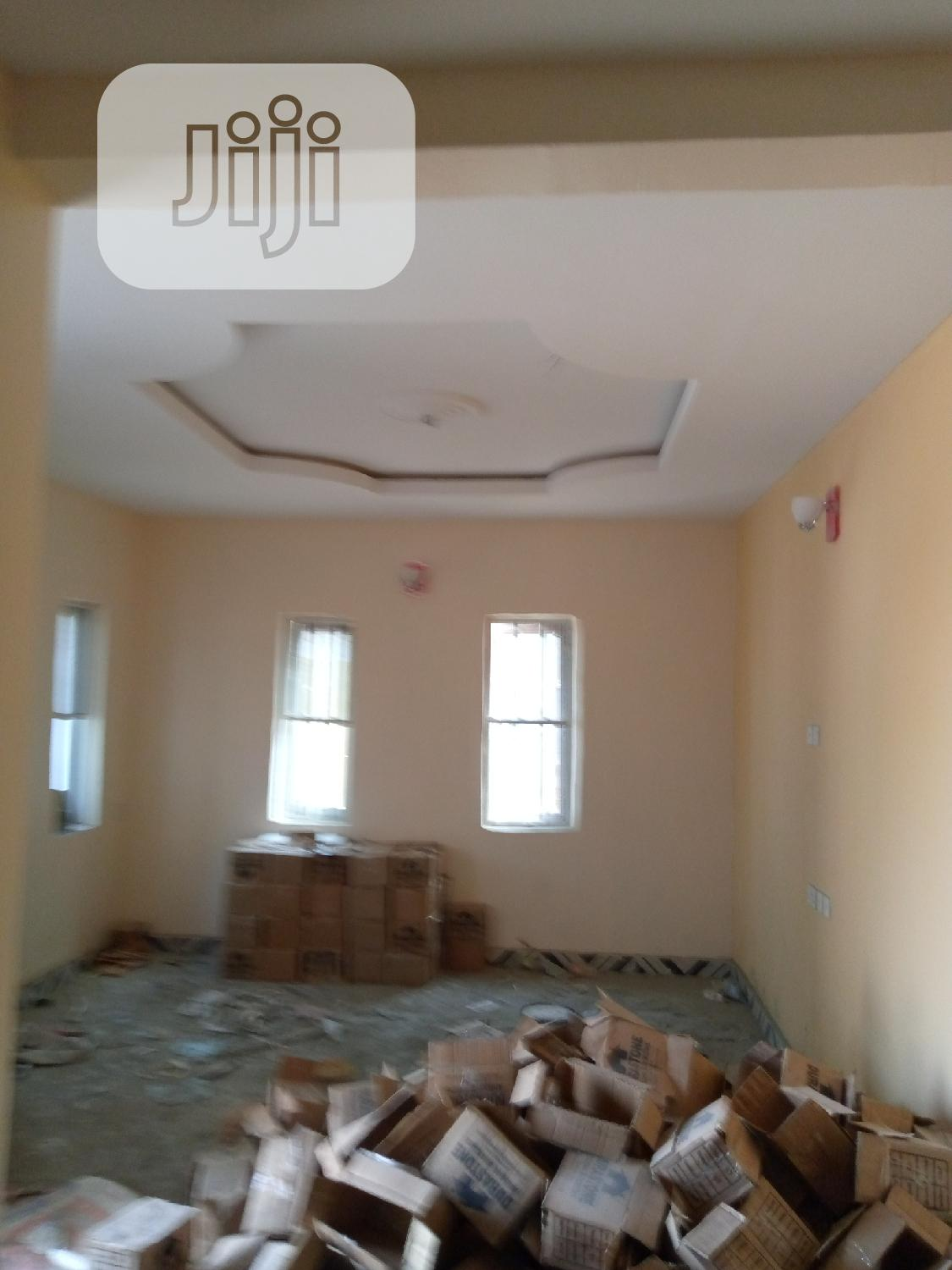 Standard and Virgin 2 Bed Room Flat With POP All Round | Houses & Apartments For Rent for sale in Oshimili South, Delta State, Nigeria