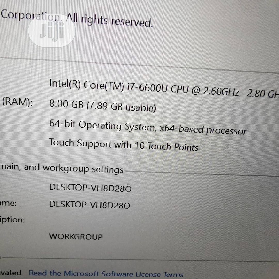 Archive: Laptop Dell Latitude 5480 8GB Intel Core I7 SSD 256GB