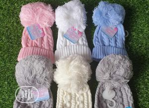 Baby Wool Cap | Children's Clothing for sale in Lagos State, Ikoyi