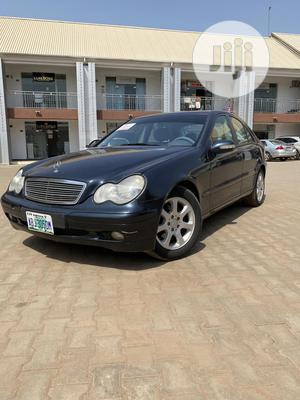 Mercedes-Benz C240 2004 Blue | Cars for sale in Abuja (FCT) State, Durumi