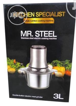 Mr Steel Stainless Steel Yam Pounder   Kitchen Appliances for sale in Lagos State, Lagos Island (Eko)