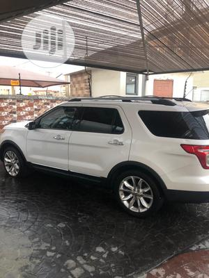 Ford Explorer 2011 White   Cars for sale in Lagos State, Ajah
