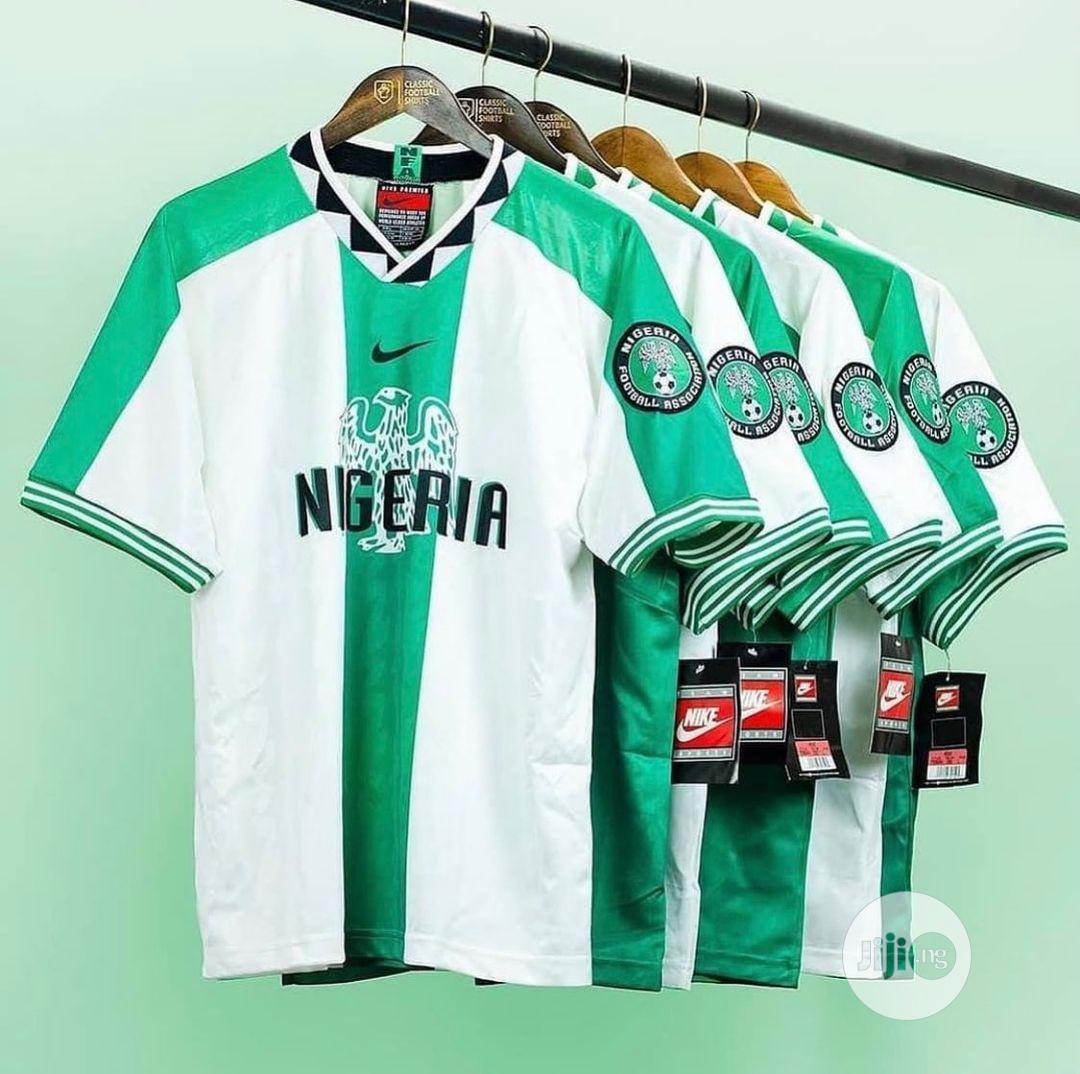 Original Nigeria Retro Jersey