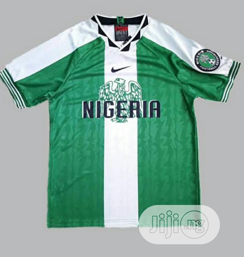 Original Nigeria Retro Jersey | Clothing for sale in Lagos Island (Eko), Lagos State, Nigeria