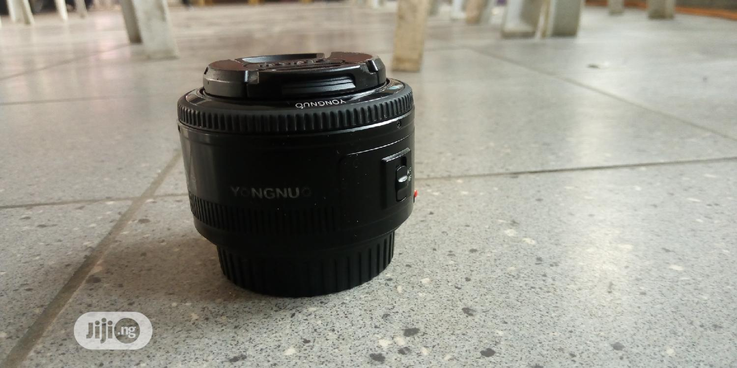 Youngnuo Prime Lens For Canon 50mm