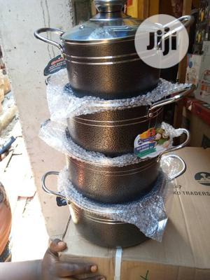 4 Set Non Stick Pot | Kitchen & Dining for sale in Lagos State, Lagos Island (Eko)