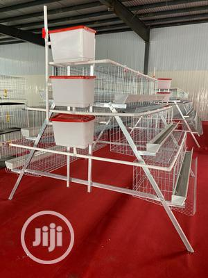 Poultry Cage | Farm Machinery & Equipment for sale in Lagos State, Abule Egba
