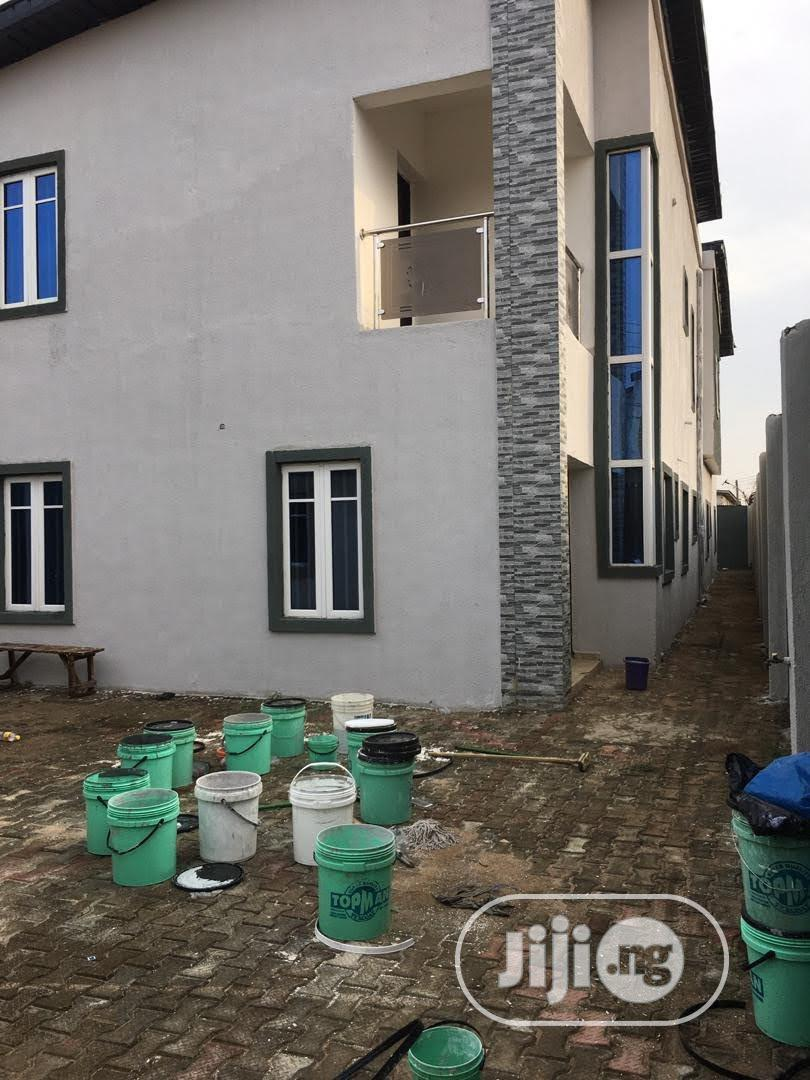 4 Bedroom Duplex All Ensuite On | Houses & Apartments For Sale for sale in Abule Egba, Lagos State, Nigeria