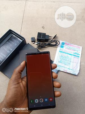 Samsung Galaxy Note 9 128 GB Black | Mobile Phones for sale in Delta State, Sapele