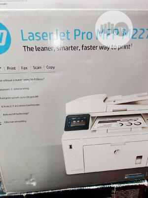 Hp Laserjet Pro M227fdw Printer | Printers & Scanners for sale in Lagos State, Lagos Island (Eko)